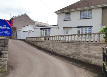 Thumbnail 3 bed semi-detached house for sale in Croft Goch Road, Kenfig Hill