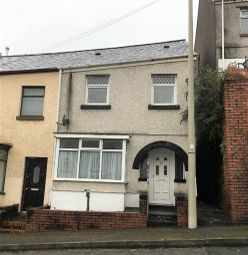 Thumbnail 2 bed terraced house for sale in Peter Street, Swansea