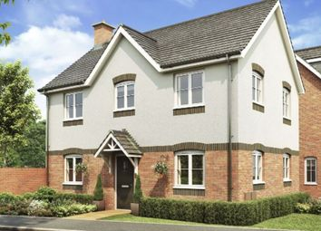 Thumbnail 3 bed detached house for sale in Bramshall Road, Uttoxeter, Staffordshire