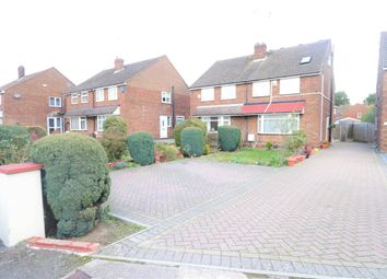 Thumbnail 4 bed semi-detached house to rent in Brooklands Close, Luton