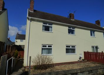 Thumbnail 3 bed semi-detached house to rent in Morpeth Avenue, Pegswood, Morpeth