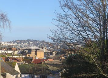 Thumbnail 1 bedroom flat for sale in Conway Road, Paignton