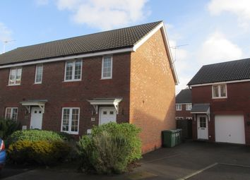 Thumbnail 3 bed end terrace house for sale in Viscount Gardens, Eastleigh