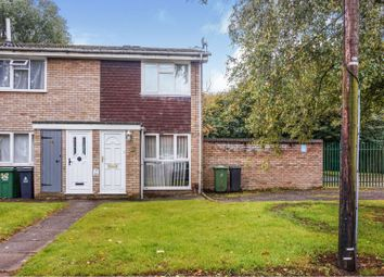 Thumbnail 2 bed flat for sale in Devon Road, Willenhall