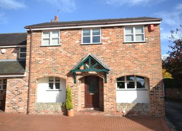 Thumbnail 2 bed end terrace house for sale in Beaumont Court, The Bridle Path, Newcastle-Under-Lyme