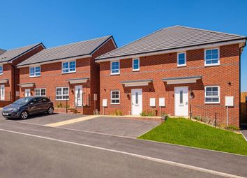 """Thumbnail 3 bed semi-detached house for sale in """"Folkestone"""" at Pye Green Road, Hednesford, Cannock"""