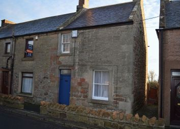 Thumbnail 1 bed terraced house for sale in Main Street, East End, Chirnside, Berwickshire