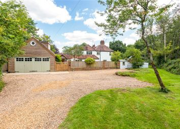 Thumbnail 4 bed semi-detached house for sale in Burchetts Green Road, Burchetts Green, Maidenhead, Berkshire