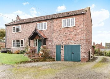 Thumbnail 4 bed detached house for sale in The Green, Sheriff Hutton, York