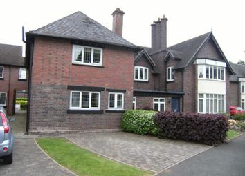 Thumbnail 2 bed flat for sale in Kings Oak Court Manor Farm Drive, Tittensor, Stoke-On-Trent