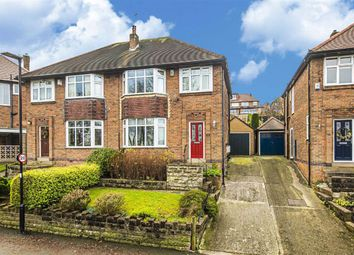 Thumbnail 3 bed semi-detached house for sale in 51, Greystones Drive, Greystones