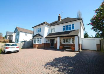Thumbnail 4 bed detached house for sale in Frankland Crescent, Lower Parkstone, Poole