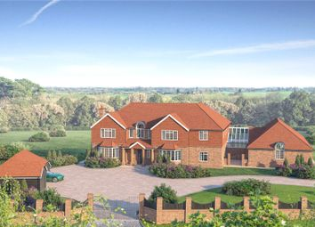 Thumbnail 5 bed detached house for sale in Grouse Road, Colgate, Horsham, West Sussex