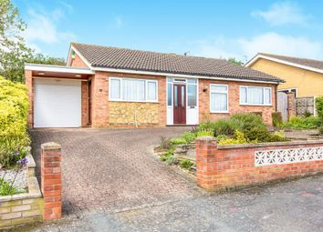 Thumbnail 4 bedroom detached bungalow for sale in Corunna Close, Eaton Ford, St. Neots