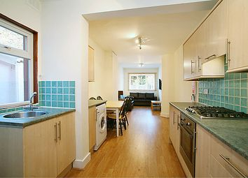 Thumbnail 5 bed terraced house to rent in Effingham Road, London