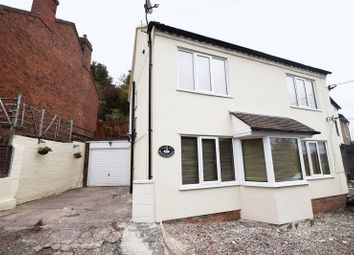Thumbnail 3 bed detached house for sale in Monkhouse, Cheadle, Stoke-On-Trent