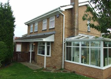 Thumbnail 4 bed detached house to rent in Hartside Gardens, Easington Lane, Houghton Le Spring