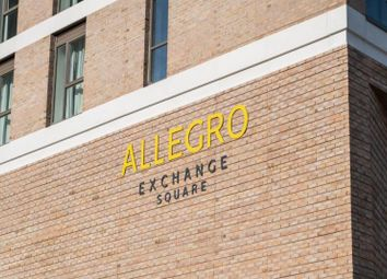 Thumbnail 2 bed flat to rent in Allegro, Exchange Square, Birmingham