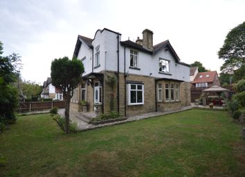 Thumbnail 5 bed detached house for sale in Track Road, Batley