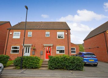 Thumbnail 3 bed semi-detached house for sale in Fenton Road, Coventry