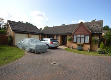 Thumbnail 3 bed bungalow for sale in Canons Close, Narborough, Leicester
