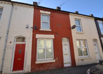 Thumbnail 2 bed terraced house for sale in Scorton Street, Liverpool