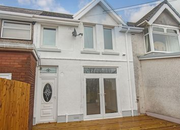 Thumbnail 3 bed terraced house for sale in Louvain Terrace, Ebbw Vale