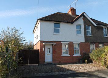Thumbnail 4 bed semi-detached house for sale in Foxwell Street, Worcester