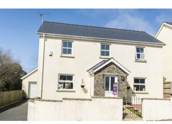 Thumbnail 3 bed detached house for sale in Riverside Close, Pembroke