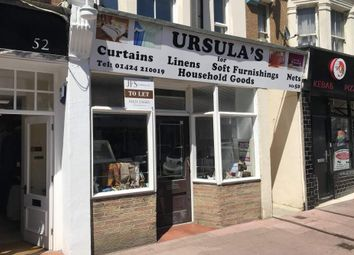 Thumbnail Retail premises to let in 50 Western Road, Bexhill On Sea