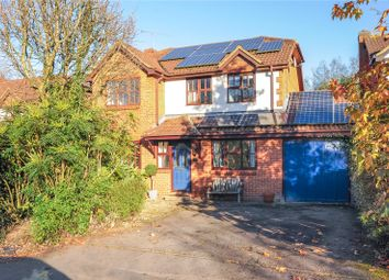 Thumbnail 4 bed detached house for sale in Wondesford Dale, Binfield, Berkshire