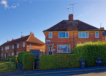 Thumbnail 2 bed semi-detached house for sale in Broadlea Road, Leeds, West Yorkshire