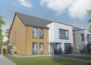 Thumbnail 4 bedroom detached house for sale in Philipshill Gardens, East Kilbride