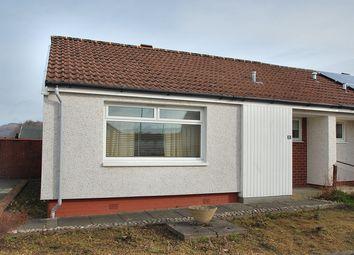 Thumbnail 1 bed semi-detached bungalow for sale in Devonway, Clackmannan