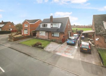 3 bed semi-detached house for sale in Fir Street, Cadishead, Manchester, Greater Manchester M44