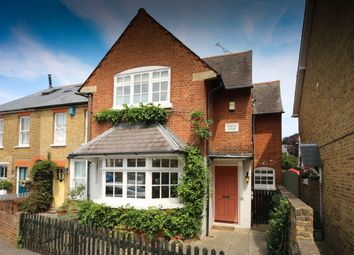 Thumbnail 3 bed detached house for sale in Brooklands Terrace, Green Street, Sunbury-On-Thames