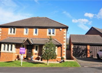 Thumbnail 5 bed detached house for sale in Huxley Vale, Kingskerswell, Newton Abbot