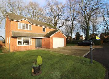 Thumbnail 4 bed detached house for sale in Orchard Walk, Grimsargh, Preston
