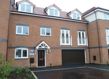 Thumbnail 4 bed terraced house for sale in Castle Court, Hoghton, Preston