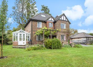 Thumbnail 4 bedroom detached house for sale in Dodsley Grove, Easebourne, Midhurst