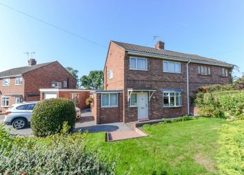 Thumbnail 3 bed semi-detached house for sale in Stone Road, Stafford