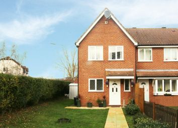 Thumbnail 3 bed terraced house for sale in Hunters Ridge, Colchester, Essex