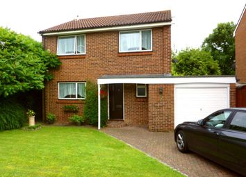 Thumbnail 4 bedroom detached house to rent in Stephen Close, Orpington