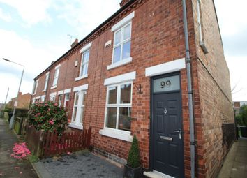 Thumbnail 2 bed semi-detached house for sale in Furlong Avenue, Arnold, Nottingham