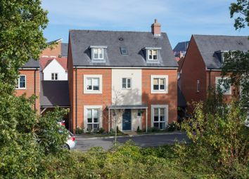 Thumbnail 5 bed town house for sale in Sir Bernard Paget Avenue, Repton Park, Ashford