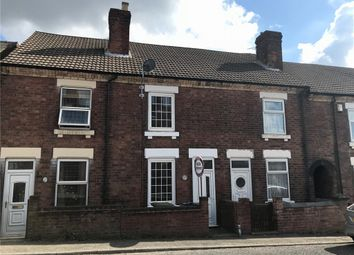 Thumbnail 2 bed terraced house for sale in Derby Road, Marehay, Ripley