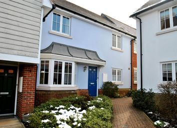 Thumbnail 3 bed terraced house for sale in Meadow Park, Braintree, Essex
