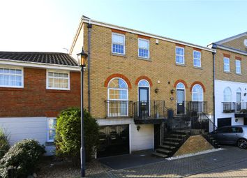 Thumbnail 3 bed terraced house for sale in Frobisher Way, Greenhithe, Kent