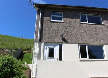 Thumbnail 3 bed end terrace house for sale in Bryn Road, Ogmore Vale, Bridgend, Mid Glamorgan