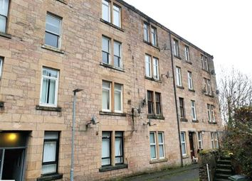 Thumbnail 2 bed flat for sale in 1, Kilmory Terrace, Flat 3-1, Port Glasgow PA145Pf